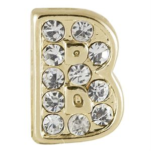 Picture of Gold 'B' Charm